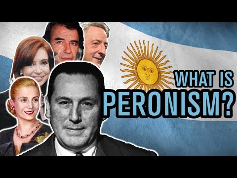 What is Peronism? | BadEmpanada