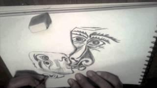 The Kiss El Beso El Petó - Picasso