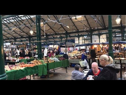 A Visit to St. George's Market, Belfast