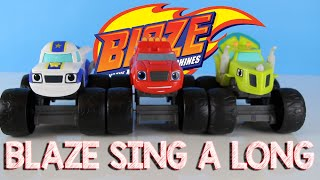 Blaze and the Monster Machines Theme Song  Sing A Long Song