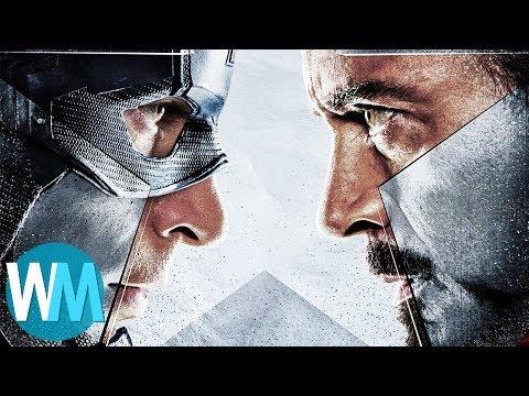 Vidokezo · Top 5 MCU Movies to Watch Before Seeing Avengers