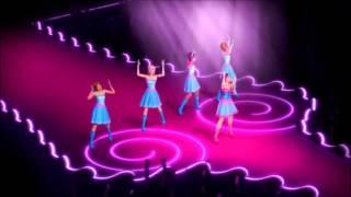 As meninas - Xibom bombom (Barbie)