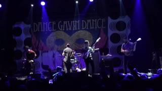 Open Your Eyes and Look North Dance Gavin Dance Mexico City