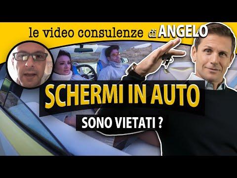 SCHERMI IN AUTO: SONO VIETATI? | avv. Angelo Greco