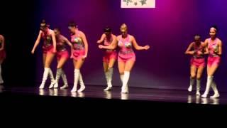 Gabrielle's Mony Mony Dance