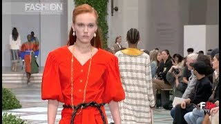TORY BURCH Highlights Spring 2020 New York - Fashion Channel