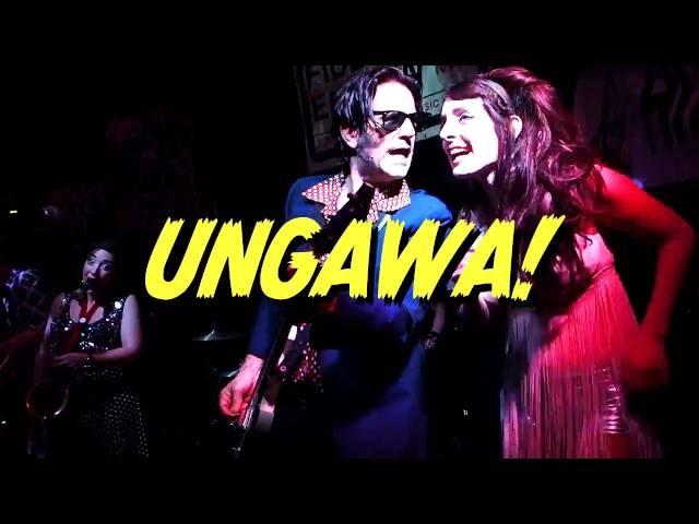 """Vídeo de la canción """"Ungawa"""" de The Fuzillis."""