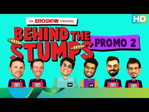 When RCB got played by AIB! | Behind The Stumps | Live Exclusively On Eros Now
