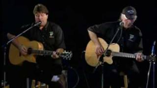 Bruce Richard and George Antoniak (Far Away Eyes - Rolling Stones Cover)