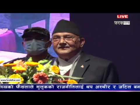 प्रचण्ड-नेपाललाई ओलीको व्यंग्य : मेरा भाइहरुले लड्डु खाए्छन्, अब के पाउँछन् हेर्नुछ