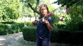 violinista esperta