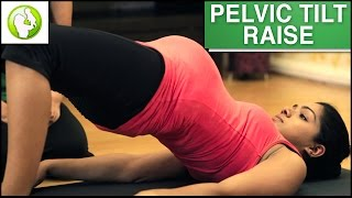 Pelvic Tilt Raise