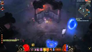 Diablo 3 Epic Movement Glitch!