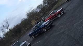 Kc trucks Cagando el palo