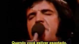 Elvis Presley -  Bridge Over Troubled Water Legendado Regina Esposito