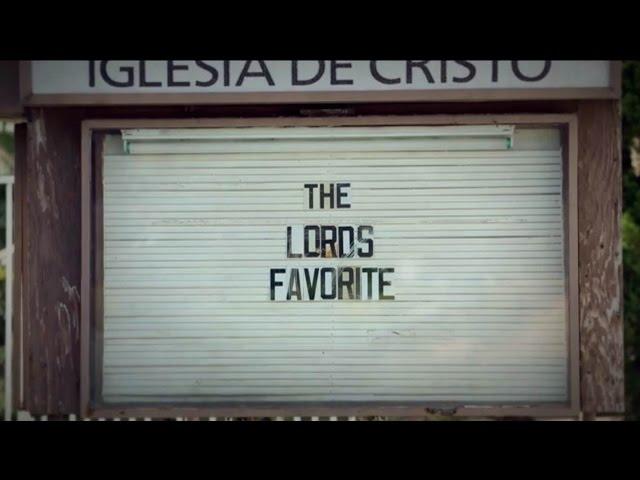 Video oficial de Lord's favorite de Iceage