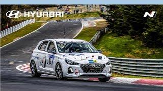 Hyundai i30N alla 24 ore del Nürburgring
