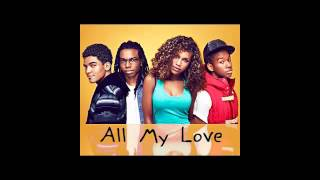 all my love - cover drive