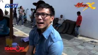 Fernando Surya Cast Satria Harimau Torga - Satria Garuda BIMA X width=