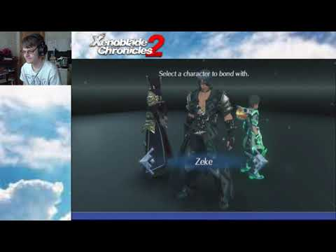 100%ing Xenoblade Chronicles 2 part 19