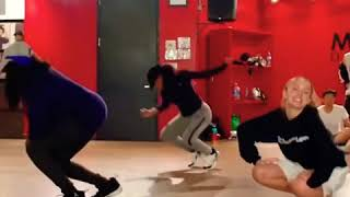 Taylor Hatala❤️/Danileigh - Lil Bebe I Choreography With King Guttah