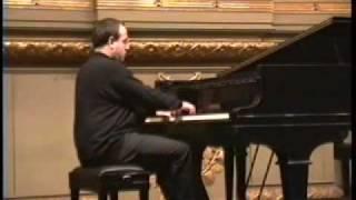Debussy prelude 3 Le vent dans la plaine Sandro Baldi , piano live