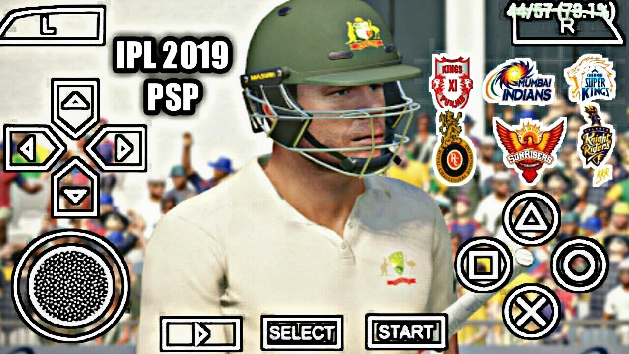 Download thumbnail for How To download IPL 2019 PPSSPP | IPL 2019