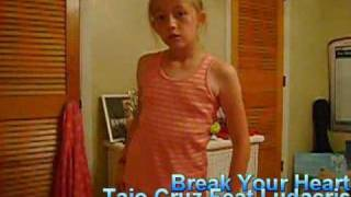 Break Your Heart By Taio Cruz Feat. Luda Chris Music Video