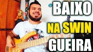 BAIXO NA SWINGUEIRA | LÉO SANTANA - UM TAL DE TOMA (BASS COVER)