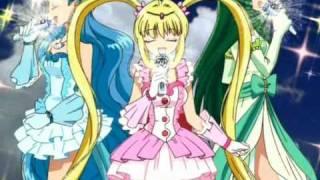 mermaid melody Yume no Sono Saki He voci distinte