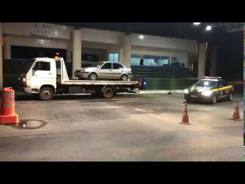 PRF apreendeu 183 quilos de maconha em Guaíra - Cidade Portal