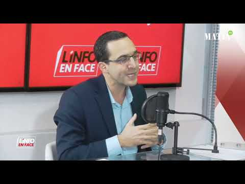 Video : L'Info en Face éco avec Tarik El Malki