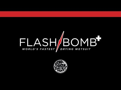 Flashbomb Plus | Wetsuit Review by Rip Curl