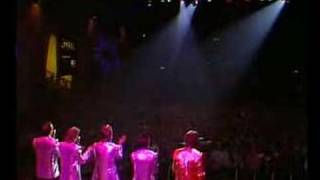 Huey Lewis & the News (live) - Mama Said (a cappella)