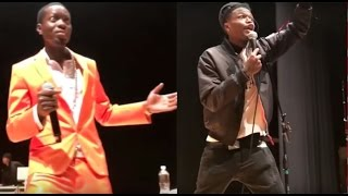 DC Young Fly, Michael Blackson and Deray Davis Mannequin Challenge #MannequinChallenege 1