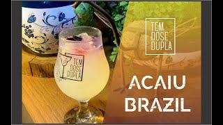 Drink com Gin - ACAIU BRAZIL