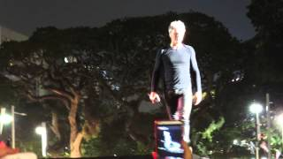 Bon Jovi - Raise your hands (Live in Singapore 2015)