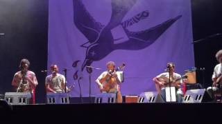 Juanito Makande - Arañando el aire . Gran Teatro Huelva