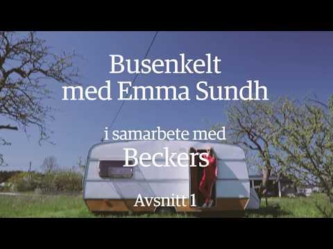 Avsnitt 1 -  Emma Sundh renoverar sin husvagn från 70-talet