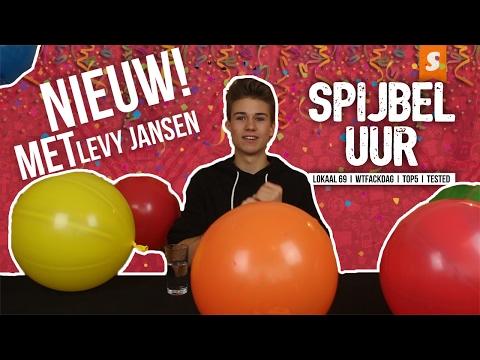 NIEUWE VIDEO MET LEVY OP SCHOLIEREN.COM | Promo Spijbeluur