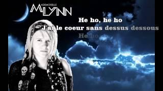 "Mademoiselle Lynn ""addict de toi"" ( lyrics)"