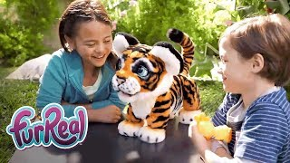 FurReal Friends - 'Roarin' Tyler, The Playful Tiger' Official TV Commercial