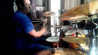 NICKELBACK TOO BAD OFFICIAL - DRUM COVER