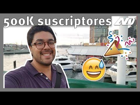 ¡Llegamos a 500,000 suscriptores! Mensaje especial - AutoDinámico