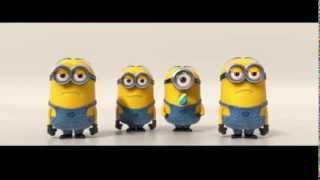 Gru-O Mal Disposto - Minions Banana Song