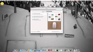 How to Get a right and left click on apple magic mouse