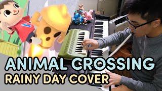 A Rainy Day | Animal Crossing GameCube (Suzuki Andes P-25 + Piano)