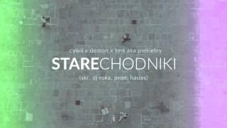 Cywil x Demon x Piekielny - Stare chodniki | skrecz DJ Roka | prod Hauas
