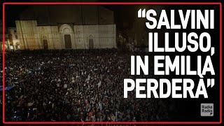 """De Maria (PD): """"Con le sardine l'Emilia ha reagito alla deriva di destra di Salvini"""""""