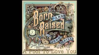 13 A Fool To Love You - John Mayer (Born & Raised) HQ